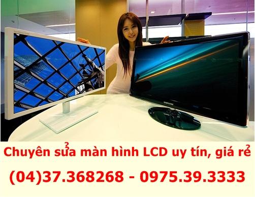 Trung tâm bảo hành màn hình máy tính LCD