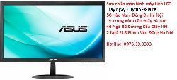 Mua bán màn hình máy tính Asus 19.5 inch LED VX207DE cũ mới giá rẻ