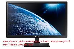 Mua bán màn hình SamSung 23.6 inch LED LS24D300HL/XV cũ mới