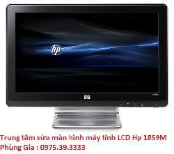 Trung tâm sửa màn hình máy tính LCD Hp 1859M giá rẻ